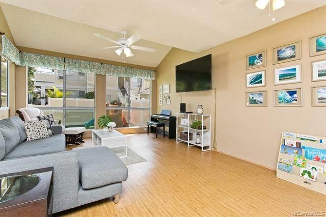 91-970 Laaulu Street 37F, Ewa Beach, HI 96706 (MLS #202004179) :: Keller Williams Honolulu