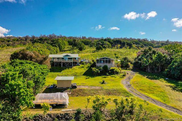 78-6903 Palekana Road, Holualoa, HI 96725 (MLS #202004403) :: The Ihara Team