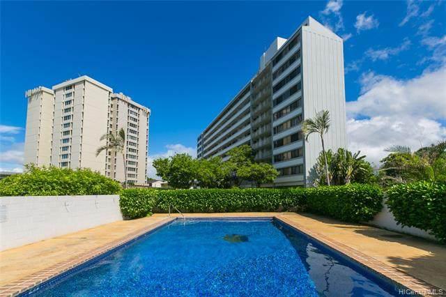 99-015 Kalaloa Street #303, Aiea, HI 96701 (MLS #202004473) :: Elite Pacific Properties