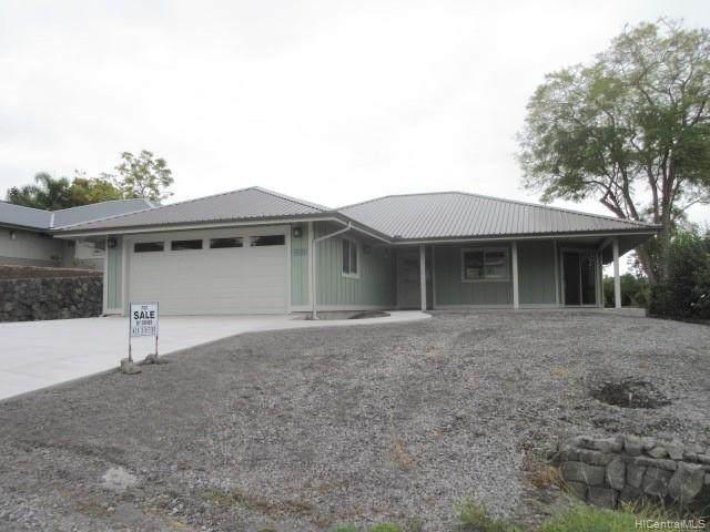 73-1100 Mahilani Drive, Kailua Kona, HI 96740 (MLS #202004511) :: The Ihara Team