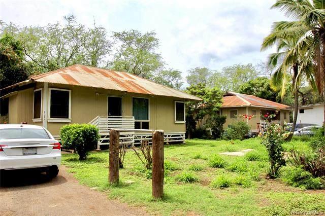 87-240 Kulaaupuni Street, Waianae, HI 96792 (MLS #202004738) :: Team Lally