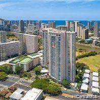 2333 Kapiolani Boulevard #1813, Honolulu, HI 96826 (MLS #202004774) :: Keller Williams Honolulu