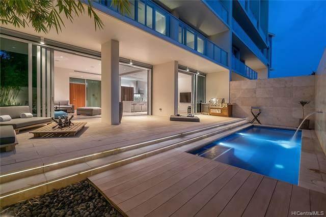1118 Ala Moana Boulevard Villa 3, Honolulu, HI 96814 (MLS #202005034) :: Corcoran Pacific Properties