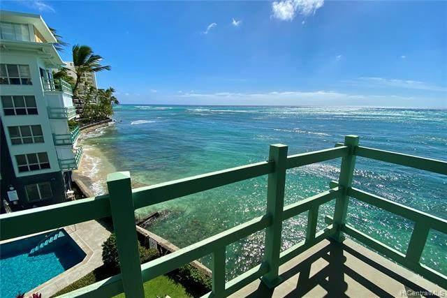2957 Kalakaua Avenue #405, Honolulu, HI 96815 (MLS #202005070) :: Team Lally
