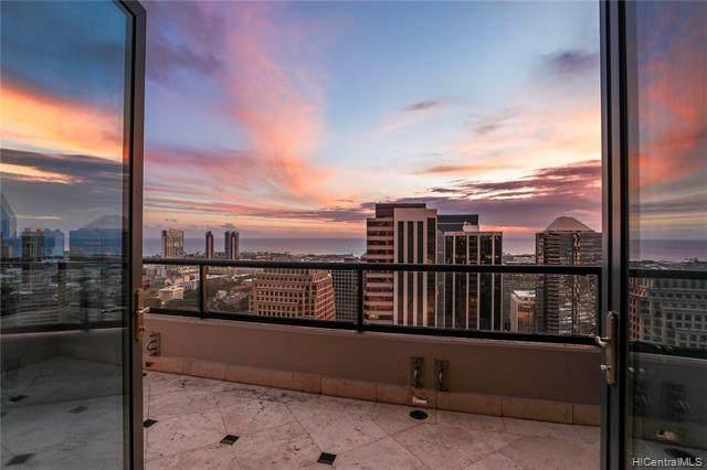 1199 Bishop Street Ph, Honolulu, HI 96813 (MLS #202005101) :: Corcoran Pacific Properties