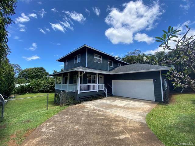 25 Hale Lio Drive, Haiku, HI 96708 (MLS #202006296) :: Barnes Hawaii
