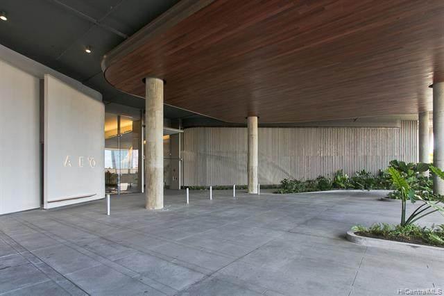 1001 Queen Street #2309, Honolulu, HI 96814 (MLS #202006321) :: Island Life Homes