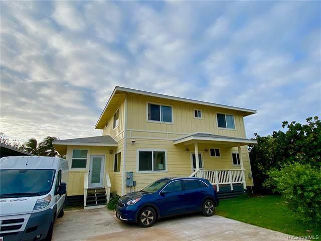 55-121 Poohaili Street B, Laie, HI 96762 (MLS #202006436) :: Elite Pacific Properties