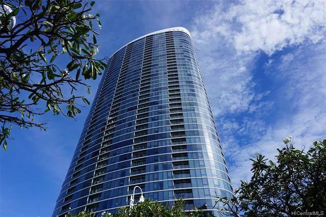 1296 Kapiolani Boulevard Ii-902, Honolulu, HI 96814 (MLS #202006655) :: Keller Williams Honolulu