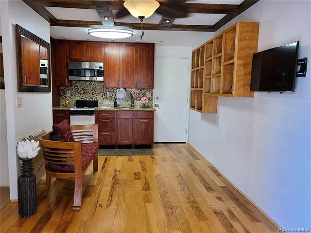 1459 Pele Street #402, Honolulu, HI 96813 (MLS #202006698) :: Elite Pacific Properties