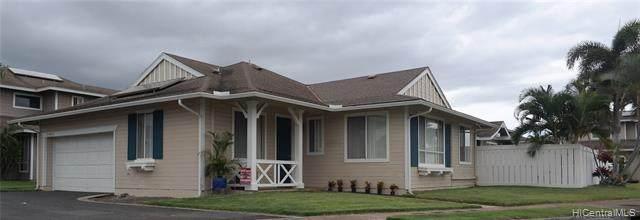91-1018A Opuku Street, Kapolei, HI 96707 (MLS #202006754) :: Team Maxey Hawaii