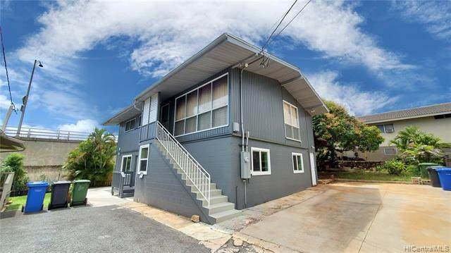 4017 Hoku Avenue A, Honolulu, HI 96816 (MLS #202006801) :: Island Life Homes