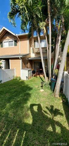 94-742 Lumiauau Street Dd5, Waipahu, HI 96797 (MLS #202006935) :: Team Lally