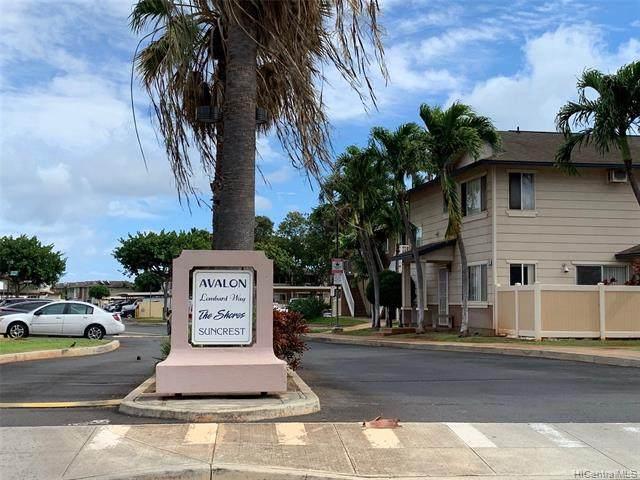 91-1024 Huliau Street E40, Ewa Beach, HI 96706 (MLS #202007052) :: The Ihara Team