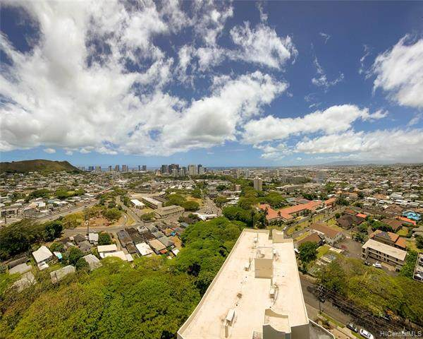 2033 Nuuanu Avenue 27A, Honolulu, HI 96817 (MLS #202007183) :: Barnes Hawaii