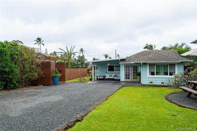 59-007 Hoalua Street, Haleiwa, HI 96712 (MLS #202007340) :: Elite Pacific Properties