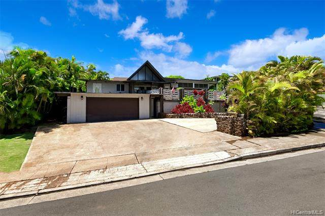 4205 Kahala Avenue, Honolulu, HI 96816 (MLS #202007371) :: Team Maxey Hawaii