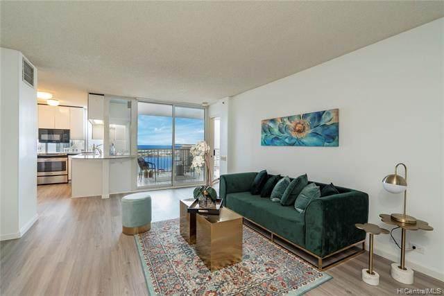 1212 Nuuanu Avenue #3204, Honolulu, HI 96817 (MLS #202007374) :: Elite Pacific Properties