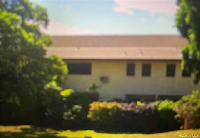 98-412 Kaonohi Street #2, Aiea, HI 96701 (MLS #202007474) :: Barnes Hawaii
