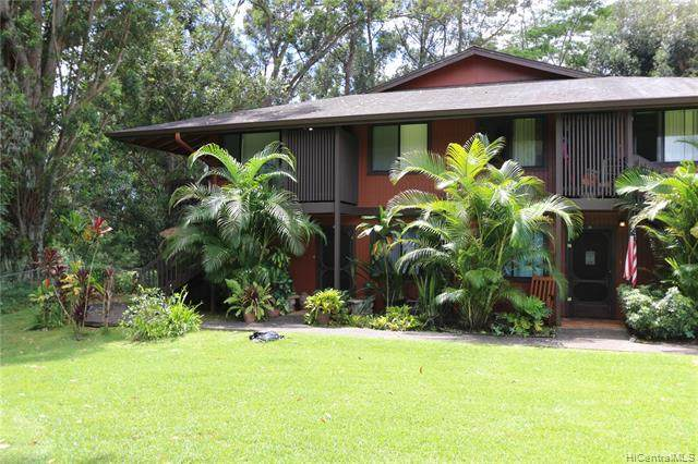 2069 California Avenue 18C, Wahiawa, HI 96786 (MLS #202007612) :: Elite Pacific Properties