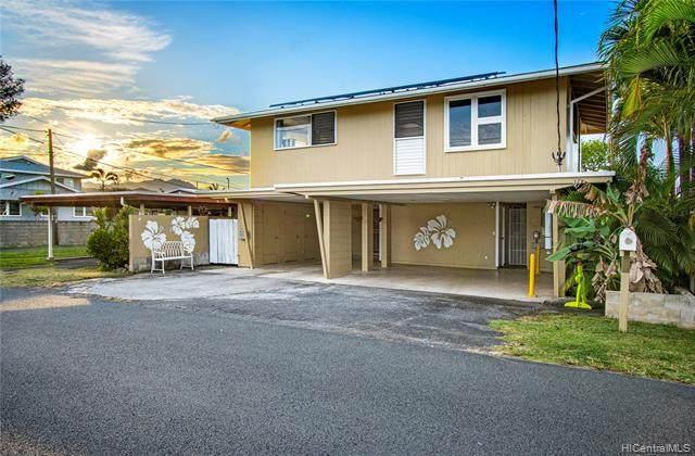 426 Keaniani Street, Kailua, HI 96734 (MLS #202007673) :: Barnes Hawaii