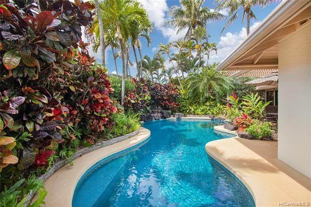 1015 Laukupu Way, Honolulu, HI 96825 (MLS #202007703) :: Barnes Hawaii