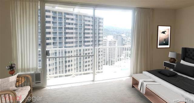 750 Amana Street #1705, Honolulu, HI 96814 (MLS #202007893) :: Elite Pacific Properties
