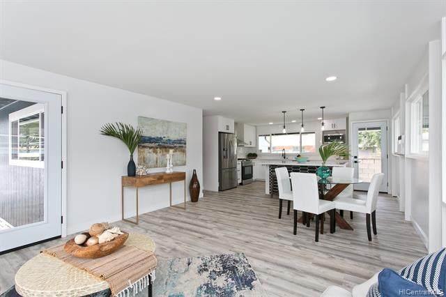 1308 16th Avenue, Honolulu, HI 96816 (MLS #202008019) :: Elite Pacific Properties