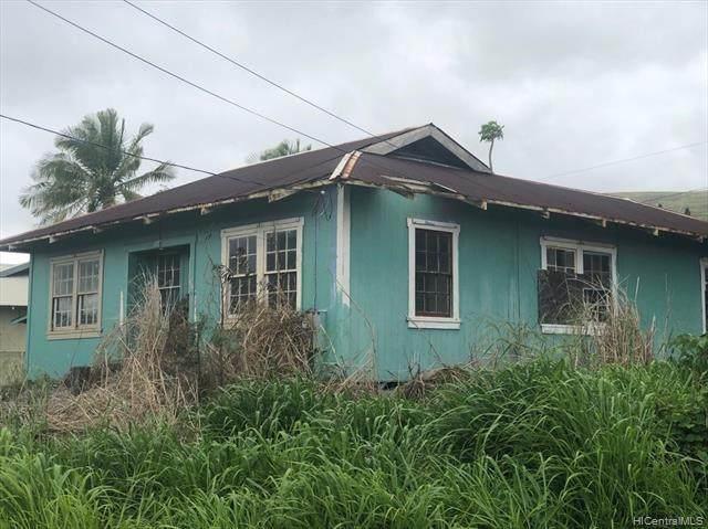 95-5582 Opukea Street, Naalehu, HI 96772 (MLS #202008404) :: Barnes Hawaii