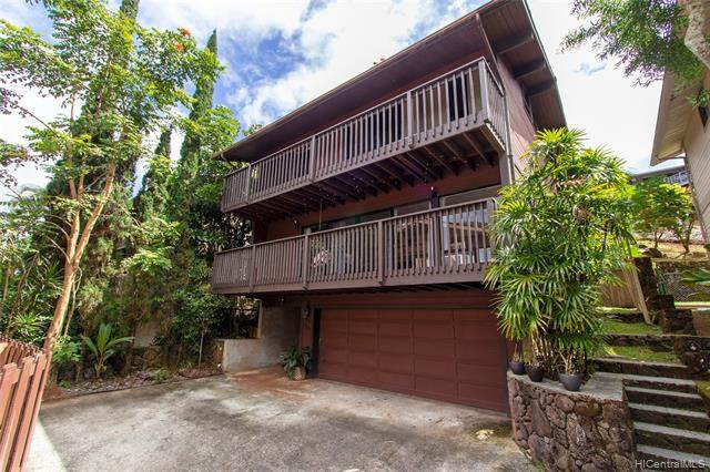 45-621 Koaie Place, Kaneohe, HI 96744 (MLS #202008734) :: Barnes Hawaii