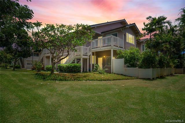 92-1521D Aliinui Drive 13D, Kapolei, HI 96707 (MLS #202009052) :: Elite Pacific Properties
