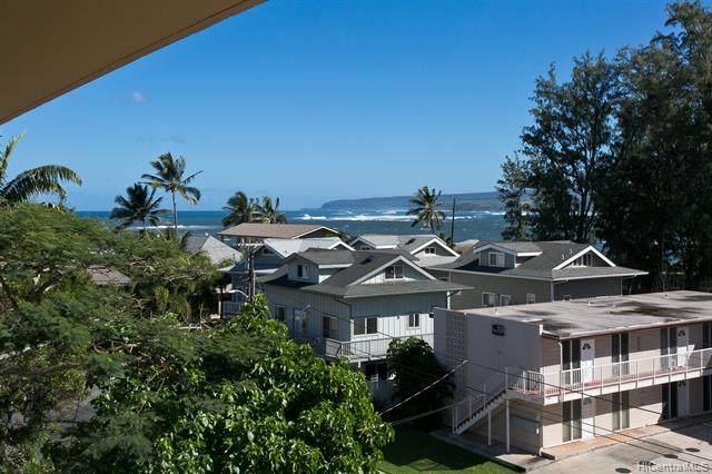 68-090 Au Street 509E, Waialua, HI 96791 (MLS #202009136) :: Elite Pacific Properties