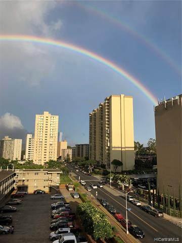 3230 Ala Ilima Street #605, Honolulu, HI 96818 (MLS #202009276) :: The Ihara Team