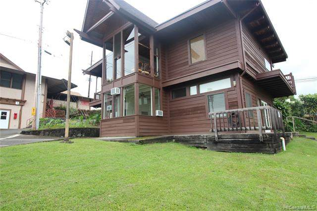 81-6587 Mamalahoa Highway B101, Kealakekua, HI 96750 (MLS #202009416) :: Elite Pacific Properties