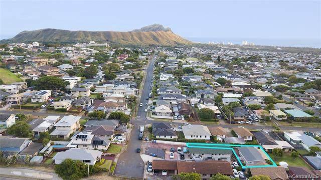 1012 12th Avenue B, Honolulu, HI 96816 (MLS #202010495) :: The Ihara Team