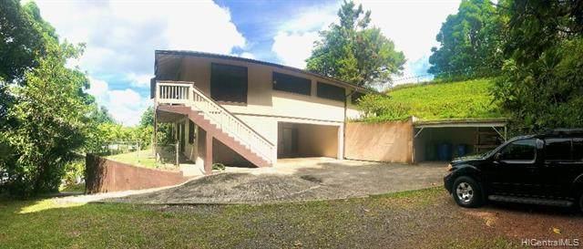 45-622 Keaahala Road, Kaneohe, HI 96744 (MLS #202010683) :: Barnes Hawaii