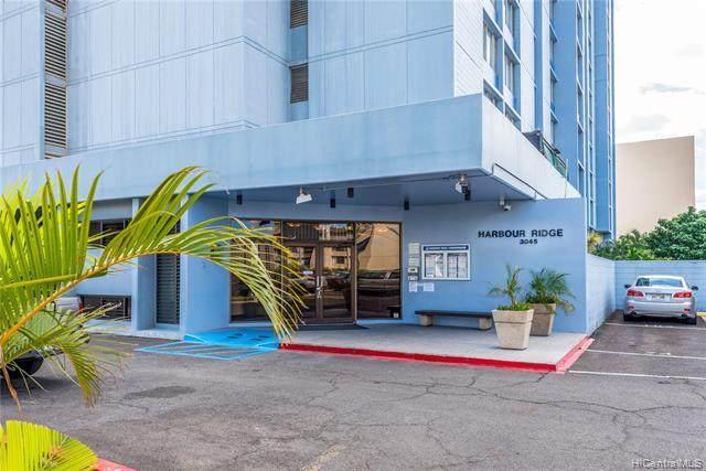 3045 Ala Napuaa Place #1312, Honolulu, HI 96818 (MLS #202010860) :: Elite Pacific Properties