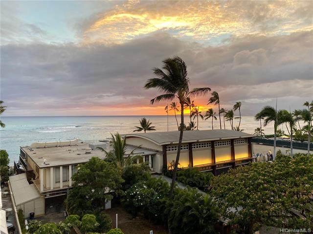 2937 Kalakaua Avenue #57, Honolulu, HI 96815 (MLS #202010886) :: Barnes Hawaii