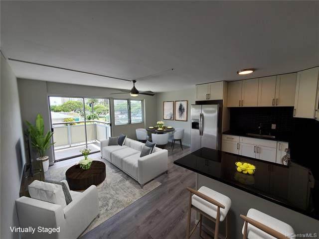 509 University Avenue #202, Honolulu, HI 96826 (MLS #202010900) :: Elite Pacific Properties