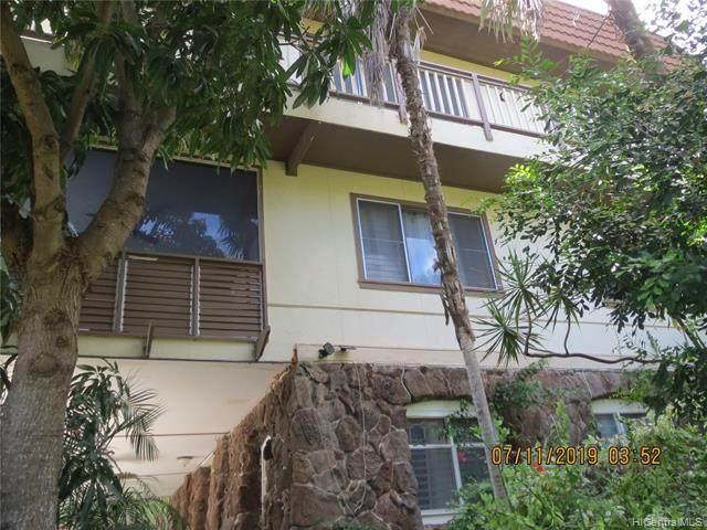3737 Sierra Drive, Honolulu, HI 96816 (MLS #202011108) :: Elite Pacific Properties