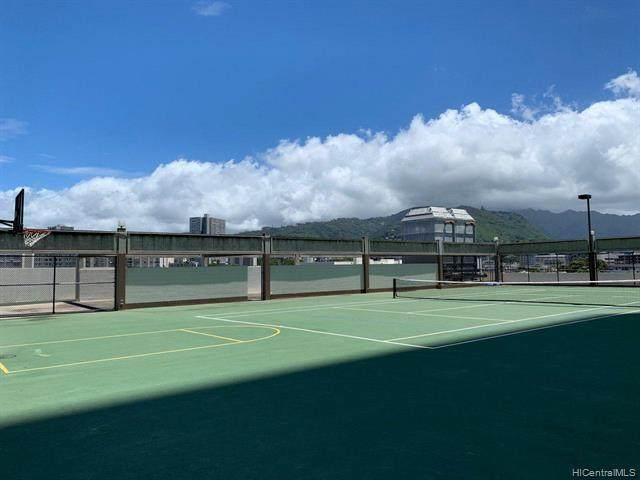 1750 Kalakaua Avenue #711, Honolulu, HI 96826 (MLS #202011183) :: Elite Pacific Properties