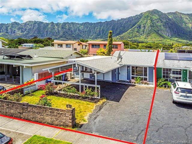 41-559 Inoa Street, Waimanalo, HI 96795 (MLS #202011198) :: Keller Williams Honolulu
