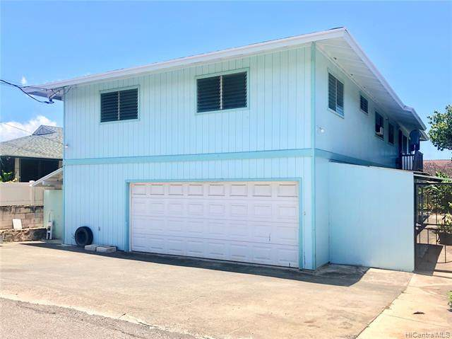 1229 Makalapua Place, Honolulu, HI 96817 (MLS #202011213) :: The Ihara Team