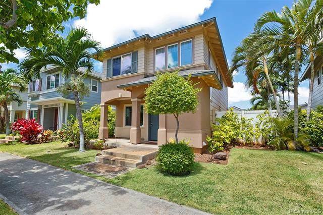 91-1064 Kai Kukuma Street, Ewa Beach, HI 96706 (MLS #202011236) :: Barnes Hawaii