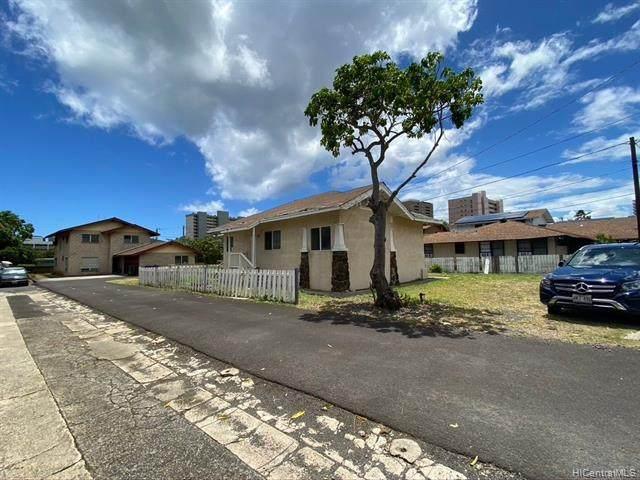 1901 Dole Street, Honolulu, HI 96822 (MLS #202011489) :: Keller Williams Honolulu