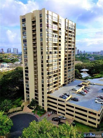 55 S Judd Street #808, Honolulu, HI 96817 (MLS #202011613) :: Elite Pacific Properties