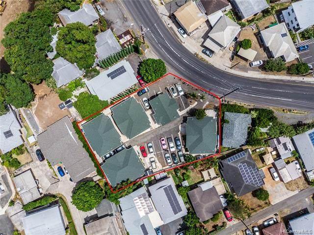 2816 Waialae Avenue, Honolulu, HI 96826 (MLS #202011638) :: Hawai'i Life