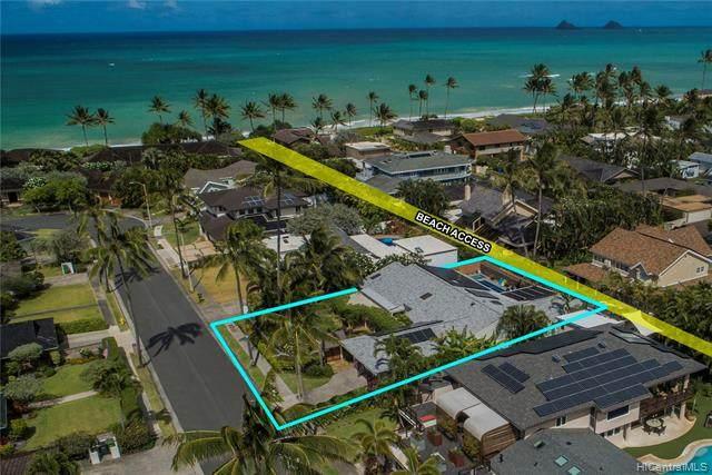 169 Kailuana Loop, Kailua, HI 96734 (MLS #202011723) :: Barnes Hawaii
