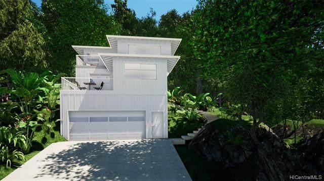 3209 Beaumont Woods Place, Honolulu, HI 96822 (MLS #202012211) :: Keller Williams Honolulu