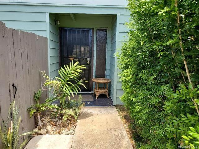 87-145 Helelua Street #8, Waianae, HI 96792 (MLS #202012390) :: Elite Pacific Properties
